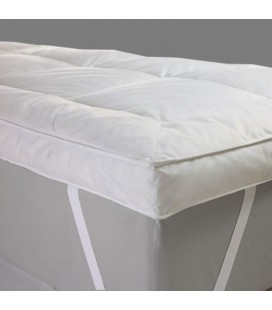 Duck Feather King Mattress Toppers for Sale -