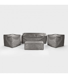 Memphis Patio Set Protective Cover