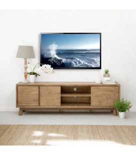Peyton Acacia Wood TV Cabinet | TV Stands for Sale -