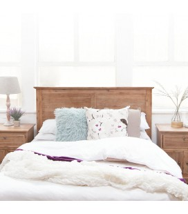 Ferris Bed & Pedestal Set