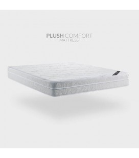 VPM-211-TQ - Plush Comfort Mattress - Three Quarter -