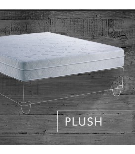 VPM-211-QXL - Plush Comfort Mattress - Queen XL -