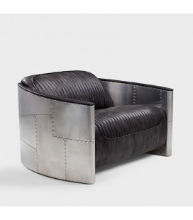 Spitfire 2 Seater - Distressed Black