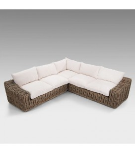 KM-CLS01 - Cataleya Corner Patio Lounge Set -