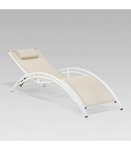Tahiti Pool Lounger - Beige