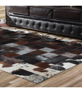 T-PARKCOR2.4 - Cow Hide Rug - Corbu -
