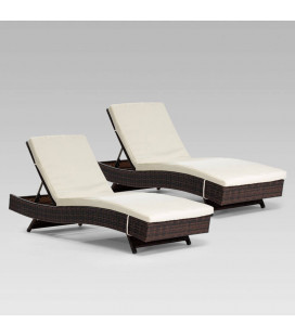 Eclipse Pool Lounger - Set of 2