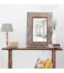 RR18R061 - Windsor Framed Mirror -