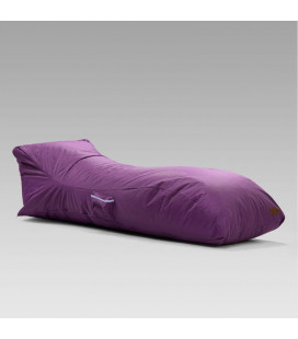 FN-170721S-PP - Raven Bean Bag Lounger - Purple -