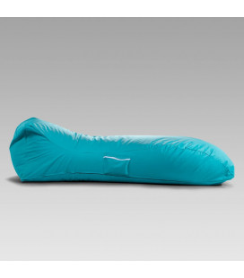 FN-170721S-AQ - Raven Bean Bag Lounger - Aqua -
