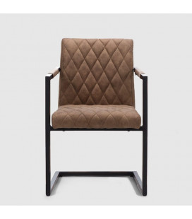 Jodi Dining Chair - Diamond Stitch