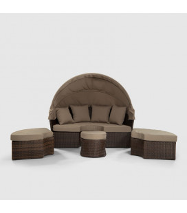 Borneo Patio Lounge Set