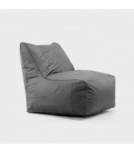 LG-80X70 - Miles Bean Bag Chair - Charcoal -