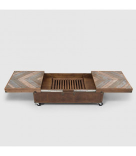 RR18R003 - Windsor Storage Coffee Table -