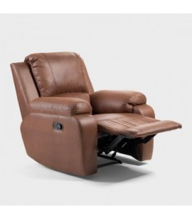 Kingsley Recliner Chair - Coffee Mocha