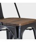 Owen Oslo Dining Set | Chair | Black