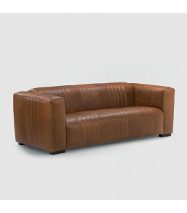 Rockefeller Leather Couch