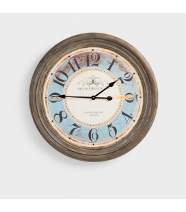 EA6021 - Empire Wooden Wall Clock -