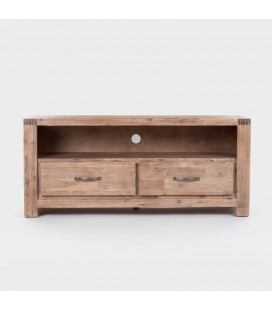 Vancouver Acacia Wood TV Stand - 1.35m