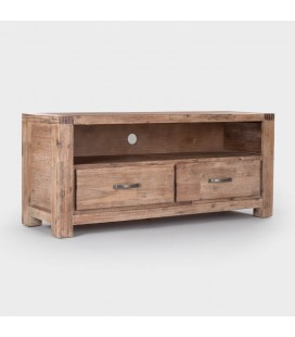 Vancouver Acacia Wood TV Stand 135m