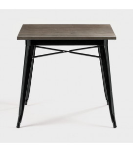 ARK-T006-BK-NW - Owen Dining Table - Black -