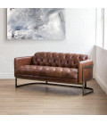 Heston Chesterfield Couch