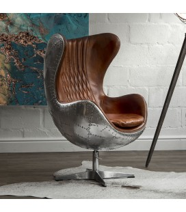 Hawker Egg Chair Spitfire Addition -