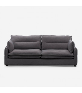 UB-MY499-DG - Mateo Couch - Dark Grey -