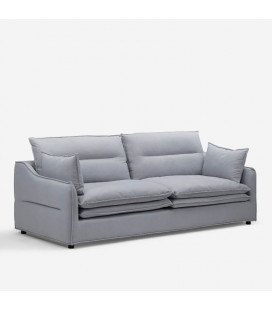 UB-MY499-GR - Mateo Couch - Grey -