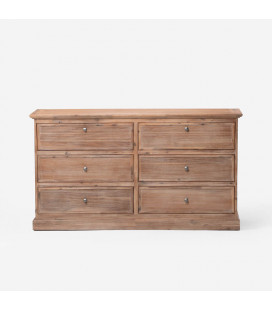 Ferris Chest Of Drawers - 6 Drawer | Chest of Drawers for Sale -
