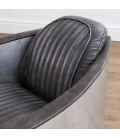 Spitfire Chair - Distressed Black -