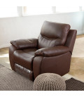 Christopher Single Recliner - Cinnamon