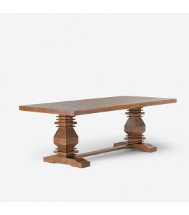 CSTL-DTA220 - Connolly Dining Table - 2.2m -