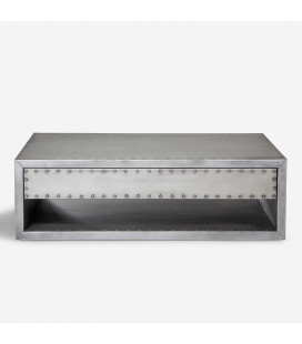 Crossfire Coffee Table with Drawer