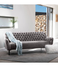 Luther Couch - Space Grey -