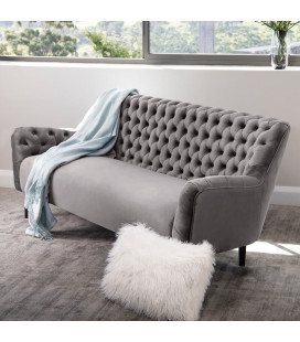 Luther Couch - Space Grey | Fabric Couches | Couches | Living | Cielo -