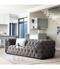 Coleford Couch - Space Grey