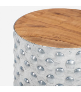 Flint Side Table | Stool | Dining | Cielo -