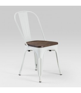 ARK-8057 - Oslo Metal Dining Chair -