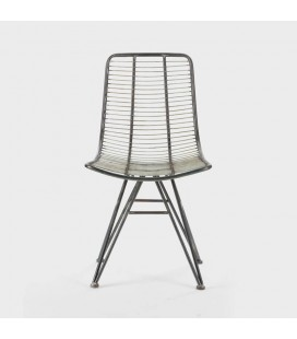Adam Wired Metal Chair
