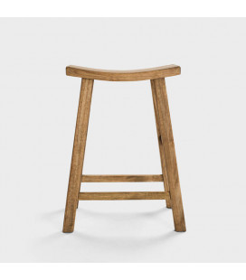 Ryder Wooden Bar Stool - Summer Oak