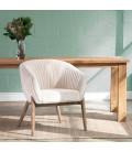 Lennon Dining Chair - Vanilla