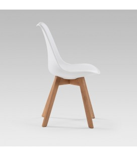 Cody Dining Chair White -
