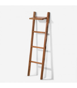 Asha Ladder with Shelf -
