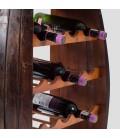 23 Bottle Wooden Wine Rack | Wine Racks for Sale -