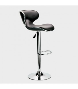 Jorja Contemporary PU Bar Chair