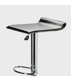 Nina PVC Gas Lift Bar Chair