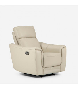 Morris Single Recliner - Driftwood