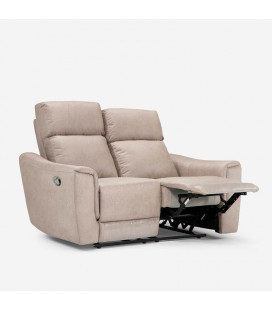 Morris 2 Seater Recliner - Driftwood| Recliners | Living | Cielo -