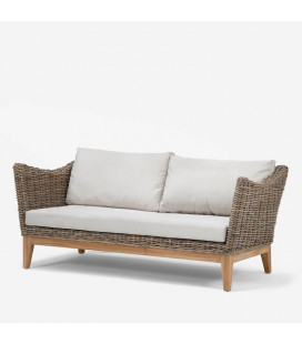 Brisbane Patio Couch -